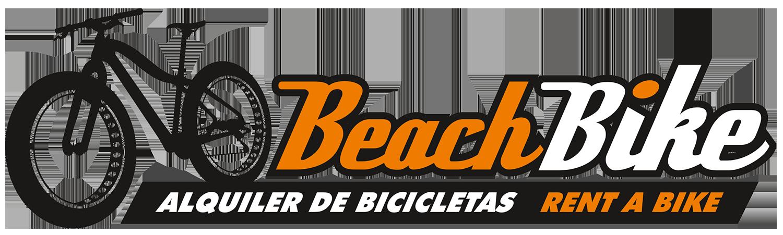 BeachBike Menorca Diego Paredes alquiler de bicicletas rent a bike logo